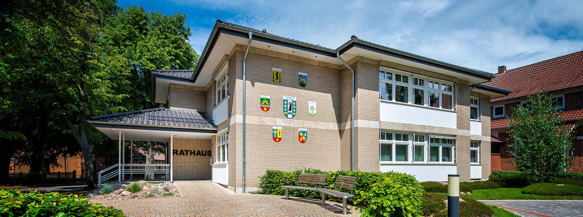 Rathaus der Samtgemeinde Kirchdorf